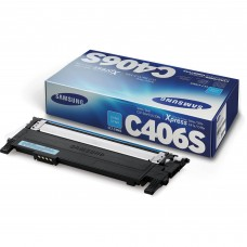 Toner Samsung CLT-C406S Cyan